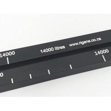 Rigana Aluminium Dipstick 14000L