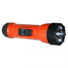 Bright Star Safety Torch 2 cell LED 2217
