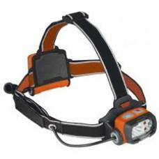 Intrinsically safe LED 3 AA Headlamp